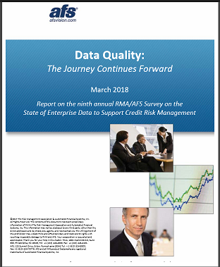 Data Quality: The Journey Continues Forward