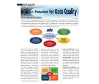 A Passion for Data Quality