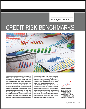 RMA/AFS Credit Risk Benchmarks 4Q17