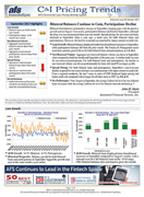 C&I Pricing Trends Newsletter October 2017
