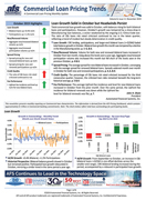Commercial Loan Pricing Trends Newsletter November 2019
