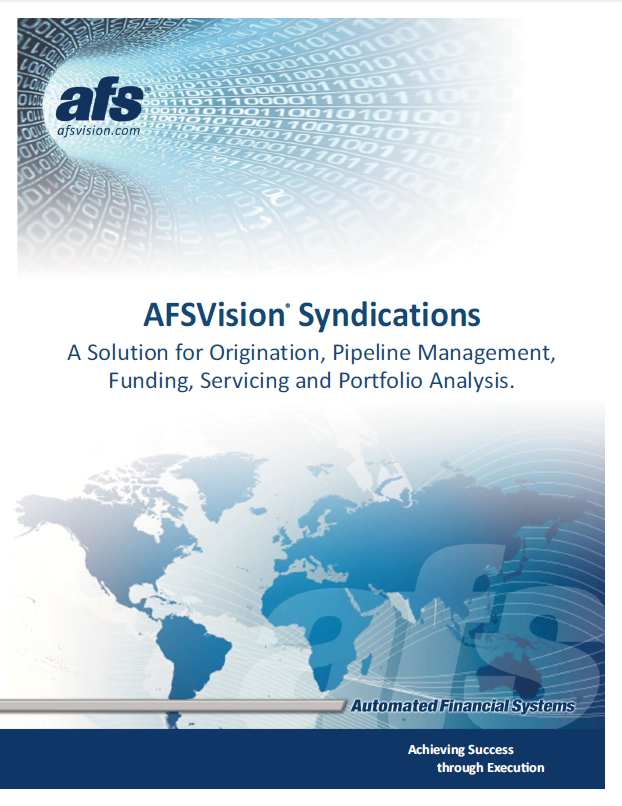 AFSVision Syndications Brochure
